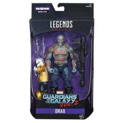 Figura de Drax de la serie Legends de 15cm, Guardianes de la Galaxia vol. 2