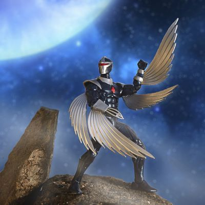 Figura de Darkhawk, maestro de la mente, de la serie Legends de 15cm, Guardianes de la Galaxia