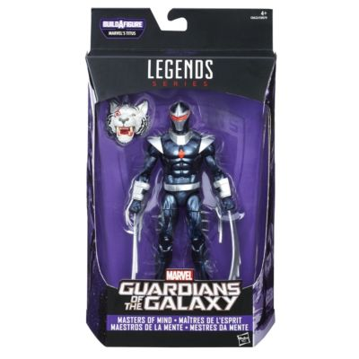 Figurine Masters of Mind Darkhawn 15 cm série Legends, Gardiens de la Galaxie