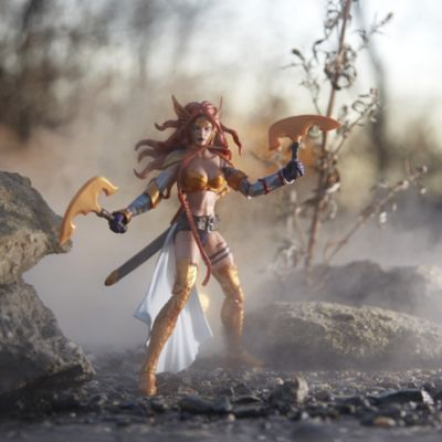 Angela figur, 15 cm, från Legends-serien, Guardians of the Galaxy