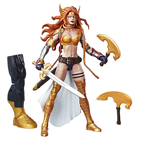 Figurine Angela 15 cm série Legends, Gardiens de la Galaxie