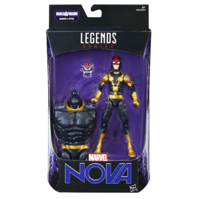 Nova Figur der Legends Series (15 cm), Guardians of the Galaxy