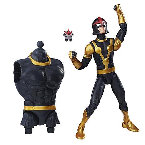 Personaggio Nova 15 cm Serie Legends, Guardiani della Galassia