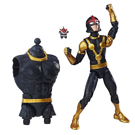 Nova 6'' Legends Series Figure, Guardians of the Galaxy