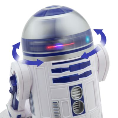 Talking Interactive R2-D2 Action Figure, Star Wars