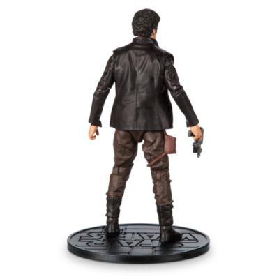 Figurine articulée miniature Poe Dameron, série Elite, Star Wars: Le Réveil de la Force