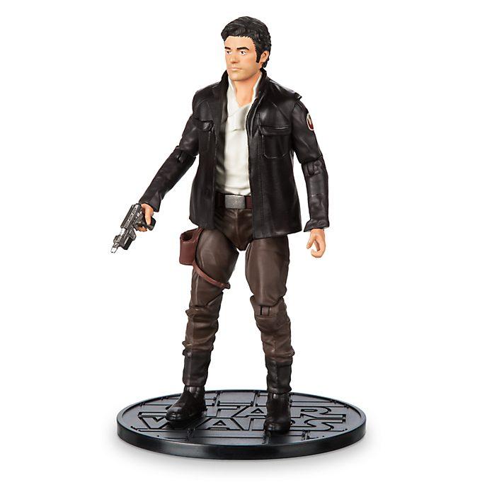 Star Wars: Die letzten Jedi - Elite Series - Die Cast-Actionfigur von Poe Dameron