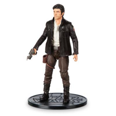 Action Figure Elite Series Die-Cast Poe Dameron, Star Wars: Gli Ultimi Jedi