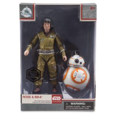 Rose og BB-8 formstøbte actionfigurer, Star Wars: The Last Jedi