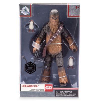 Chewbacca Elite Series Die-Cast Action Figure, Star Wars: The Last Jedi