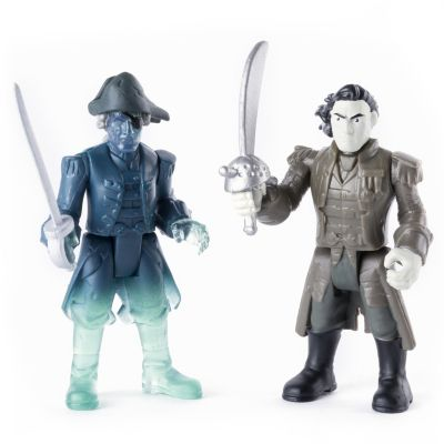 Captain Salazar and Ghost Crewman Action Figure Set, Pirates of the Caribbean: Salazar's Revenge