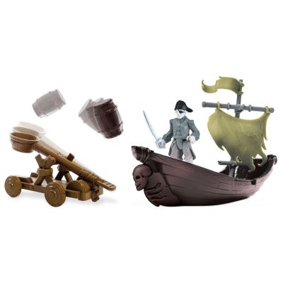 Ghost Pirate Hunter Playset, Pirates of the Caribbean: Salazar's Revenge