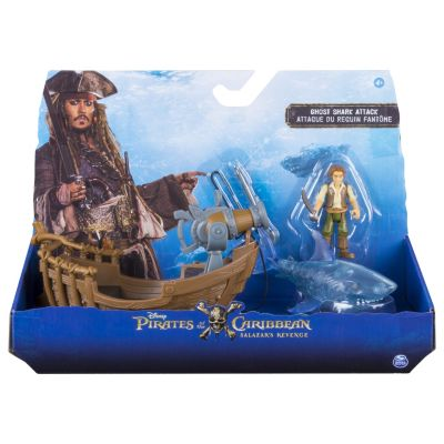 Ghost Shark Attack Playset, Pirates of the Caribbean: Salazar's Revenge