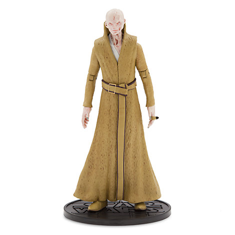 Supreme-ledare Snoke, Elite-serien, diecast-actionfigur, Star Wars: The Last Jedi