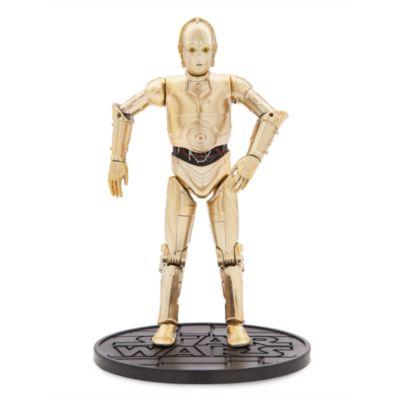 C-3PO Elite Series Die-Cast Action Figure, Star Wars: The Last Jedi