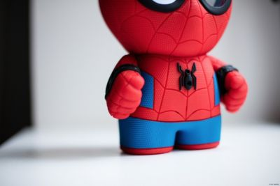Spider-Man App-Enabled Sphero Figure