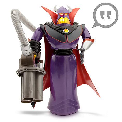 Talende Kejser Zurg figur, 38 cm, Toy Story