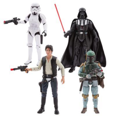 Star Wars Action Figure Gift Set