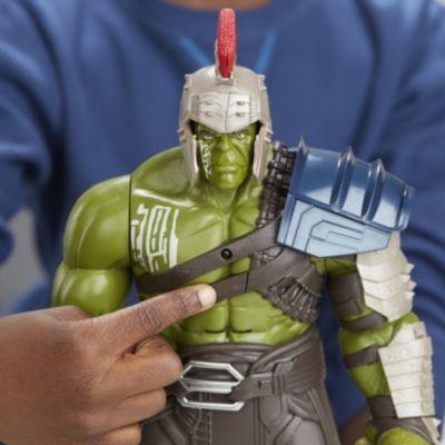 Muñeco interactivo Hulk gladiador, Thor Ragnarok