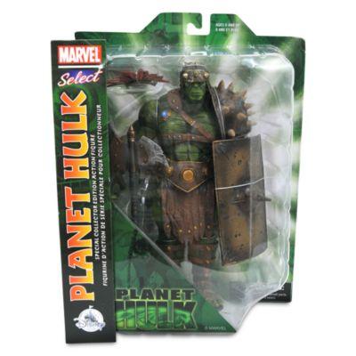 Muñeco acción coleccionista Hulk gladiador