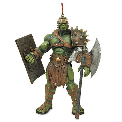 Personaggio snodabile Hulk gladiatore da collezione