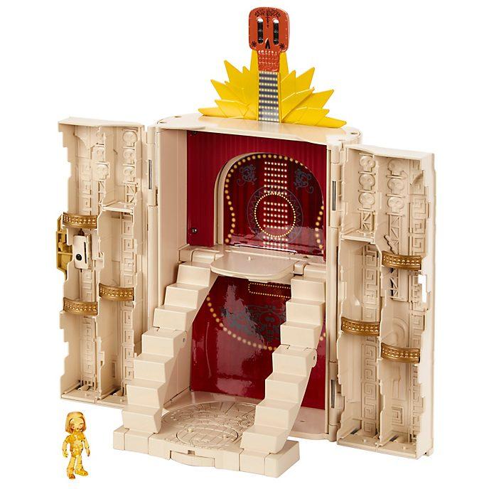 Disney Pixar Coco Mini Figure Collector Case Playset