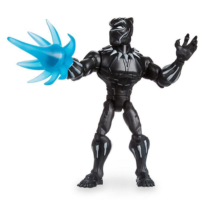 Figurine articulée Black Panther, série Marvel Toybox