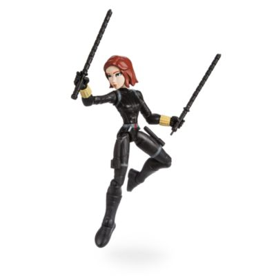 Muñeco de acción Viuda Negra, Marvel Toybox