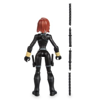 Marvel Toybox - Schwarze Witwe - Actionfigur
