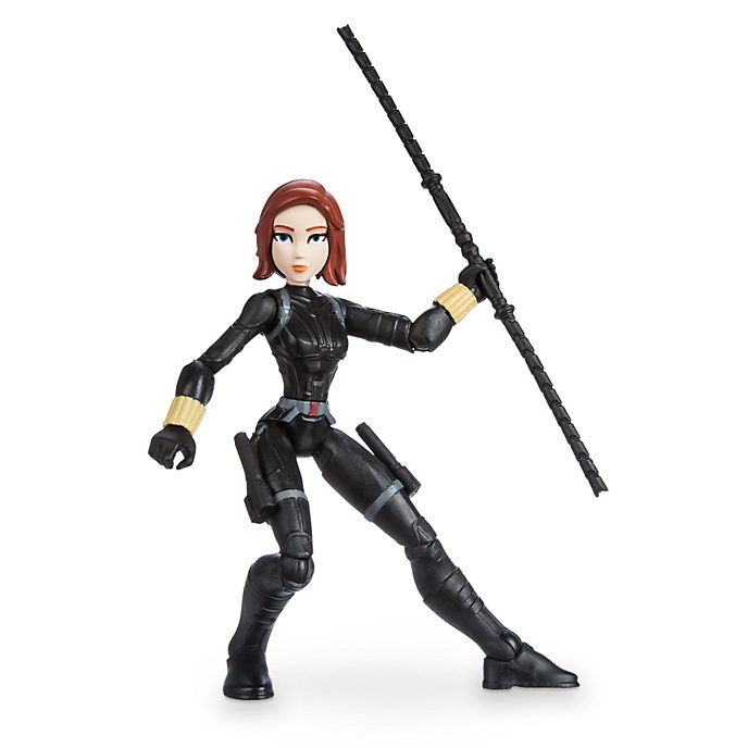 Figurine articulée Black Widow, série Marvel Toybox