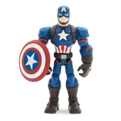 Action Figure Capitan America, Marvel Toybox
