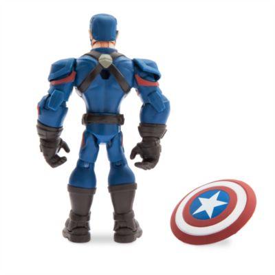 Muñeco acción Capitán América, Marvel Toybox