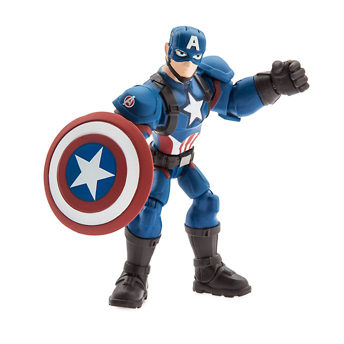 Marvel Toybox Captain America Action Figure