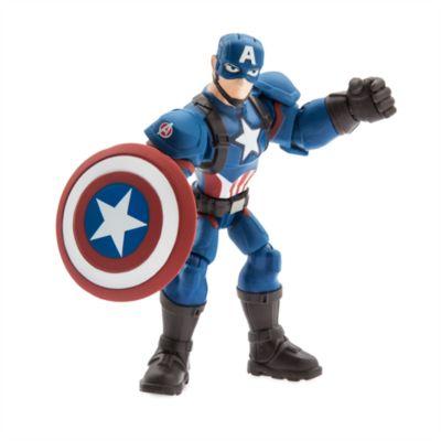 Marvel Toybox - Captain America - Actionfigur