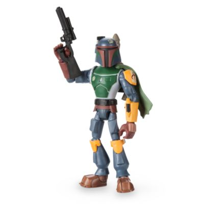 Star Wars Toybox Boba Fett Action Figure