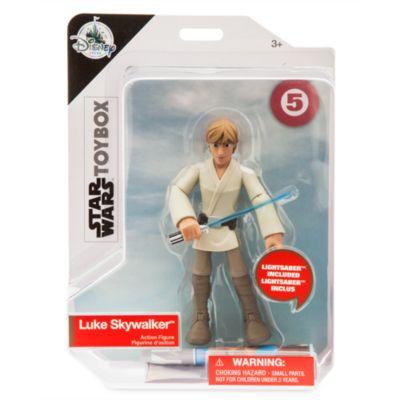 Action figure Luke Skywalker, Star Wars Toybox