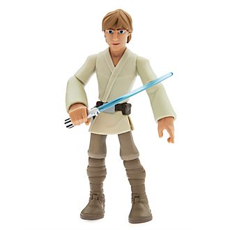 Muñeco acción Luke Skywalker, Star Wars Toybox