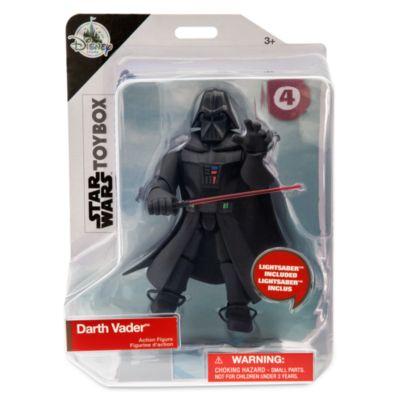 Figurine articulée Dark Vador, série Star Wars Toybox