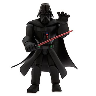 Action figure Darth Vader, Star Wars Toybox