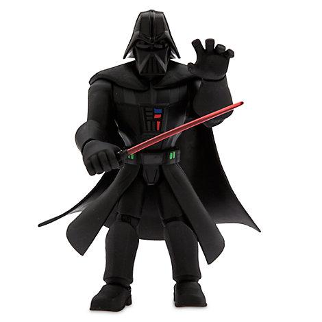 Muñeco acción Darth Vader, Star Wars Toybox