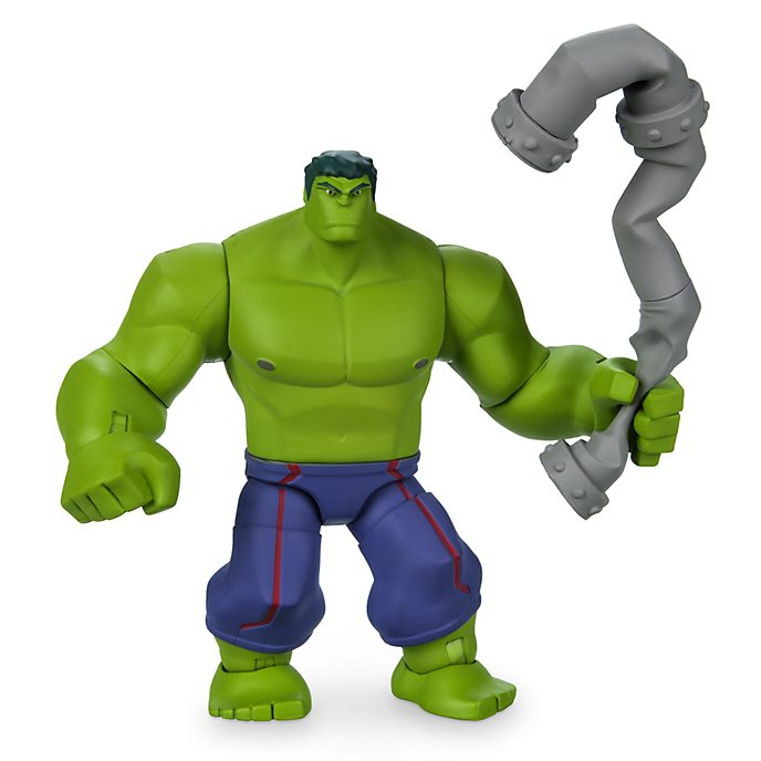 Marvel Toybox Hulk Action Figure