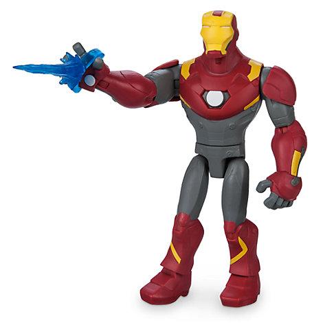 Iron Man actionfigur, Marvel Toybox