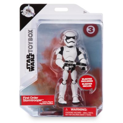 Action figure Truppe d'Assalto del Primo Ordine, Star Wars Toybox