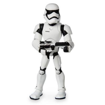 Muñeco de acción soldado de asalto de la Primera Orden, Star Wars Toybox
