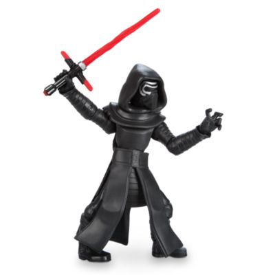 Kylo Ren actionfigur, Star Wars Toybox