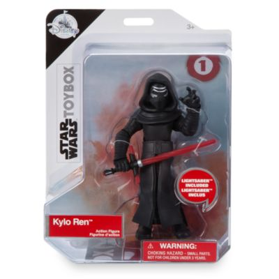 Star Wars Toybox - Kylo Ren - Actionfigur