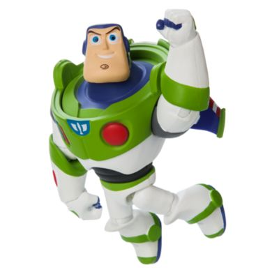 Buzz Lightyear actionfigur, Pixar Toybox