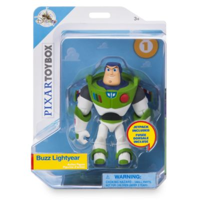Pixar Toybox - Buzz Lightyear - Actionfigur