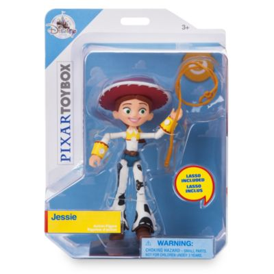 Jessie actionfigur, Pixar Toybox