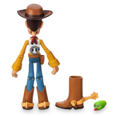 Action Figure Woody, Pixar Toolbox